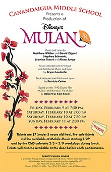 poster of Mulan Jr.