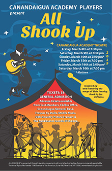poster of all shook up